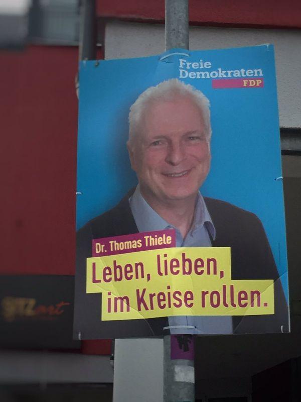 Wahlplakate aus der Hölle   WTF   Was is hier eigentlich los?