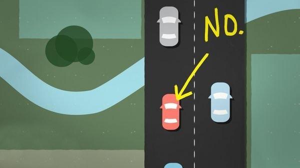 Warum ihr verdammt noch mal links nicht langsam fahren sollt | Was gelernt | Was is hier eigentlich los?
