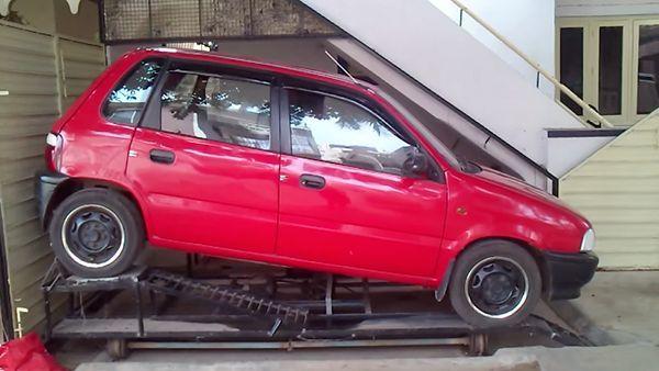 Wie sie in Indien ihre Autos parken | Gadgets | Was is hier eigentlich los?