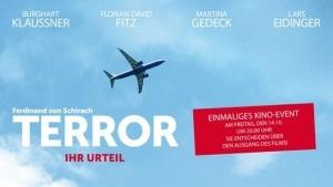 Das dürfte spannend werden: Terror - Ihr Urteil | Kino/TV | Was is hier eigentlich los? | wihel.de