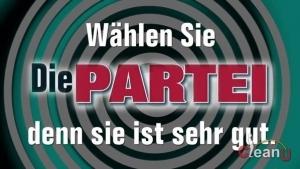 Ein ehrlicher Wahlwerbespot von Die Partei | Lustiges | Was is hier eigentlich los? | wihel.de