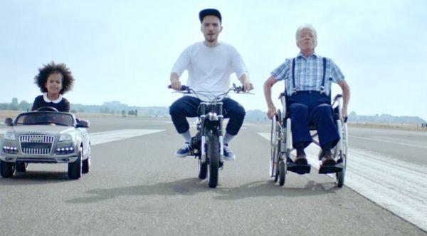 Ein Hoch auf die Einfachheit - ALDI präsentiert ALDI life Musik zusammen mit Rapper Fargo | sponsored Posts | Was is hier eigentlich los?