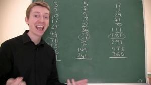 Ein kleiner Mathe-Trick | Was gelernt | Was is hier eigentlich los? | wihel.de