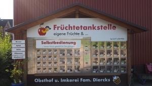 Ein Obst-Automat im Alten Land | Travel | Was is hier eigentlich los? | wihel.de