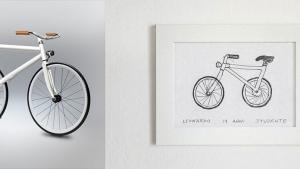 Fahrrad aus dem Gedächtnis gemalt - So würde es in Echt aussehen | Design/Kunst | Was is hier eigentlich los? | wihel.de