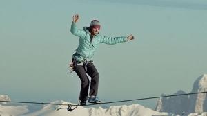 In 2.800 Meter Höhe über ein Seil spaziert | Awesome | Was is hier eigentlich los? | wihel.de
