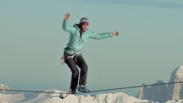 In 2.800 Meter Höhe über ein Seil spaziert | Awesome | Was is hier eigentlich los?