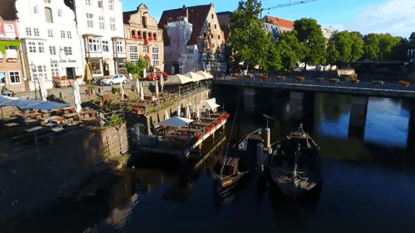 Mit der Drohne über Lüneburg | Travel | Was is hier eigentlich los?