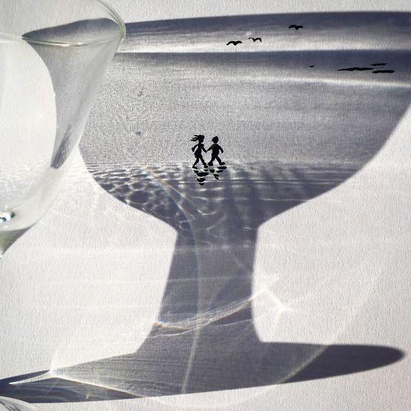 Schatten-Doodles von Vincent Bal | Design/Kunst | Was is hier eigentlich los?