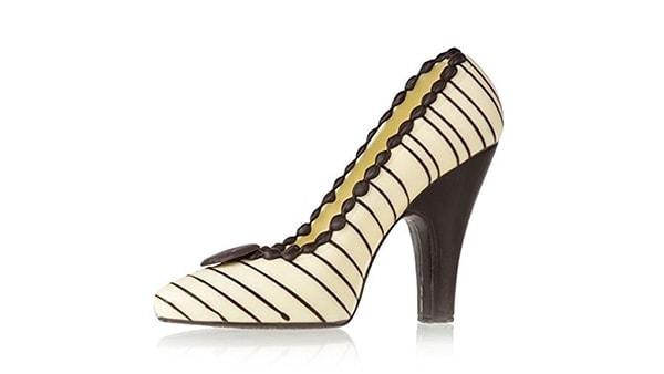 Schuhe aus Schokolade: Choco High Heel | Essen und Trinken | Was is hier eigentlich los?