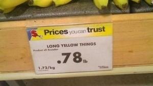 Was ist das für 1 langes, gelbes Ding? | Lustiges | Was is hier eigentlich los? | wihel.de