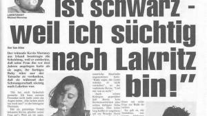 Wegen Lakritz: ein schwarzes Baby | Lustiges | Was is hier eigentlich los? | wihel.de