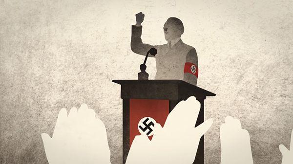 Wie kam Hitler an die Macht? Ein Erklärbärvideo | Zeitgeschichte | Was is hier eigentlich los?