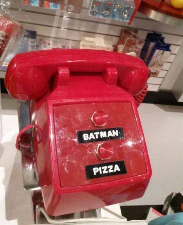 Das einzige Telefon, dass man wirklich braucht | Lustiges | Was is hier eigentlich los?
