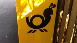 Die Post mit neuem Logo | Lustiges | Was is hier eigentlich los? | wihel.de