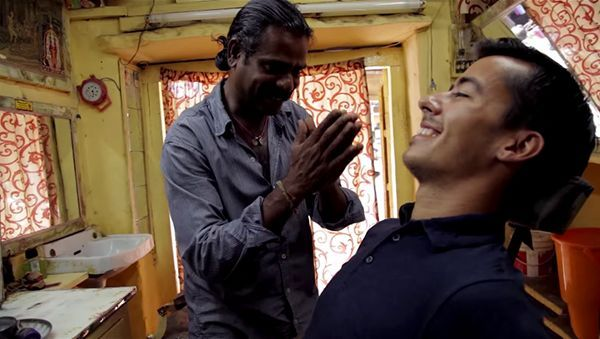 Eine ganz normale Rasur in Indien | Handwerk | Was is hier eigentlich los?