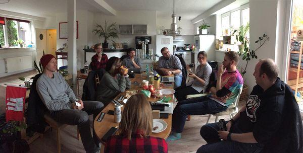 Gedanken-Tüdelüt (31): Die erste Bloggerbutze | Kolumne | Was is hier eigentlich los?