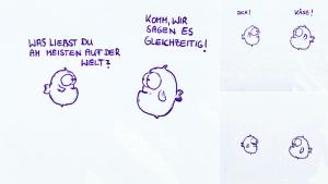 So ist das mit der Liebe | Lustiges | Was is hier eigentlich los? | wihel.de
