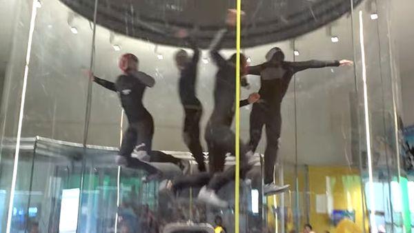 Tanzendes Luftballet: Die Indoor Skydiving Championship | Awesome | Was is hier eigentlich los?