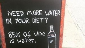 Viel trinken ist wichtig! | Lustiges | Was is hier eigentlich los?