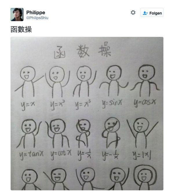Aus dem Matheunterricht einer Waldorfschule | Lustiges | Was is hier eigentlich los?
