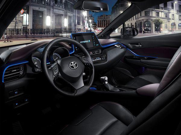 Der Toyota C-HR - Ein Konzertsaal auf zwei Rädern   sponsored Posts   Was is hier eigentlich los?