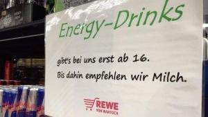 Energy-Drinks gibts nur noch ab 16 Jahren | Lustiges | Was is hier eigentlich los? | wihel.de