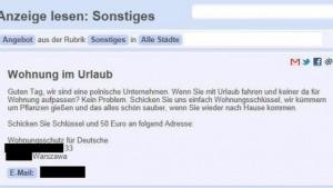 Kleine Urlaubshilfe, falls jemand braucht | Lustiges | Was is hier eigentlich los? | wihel.de