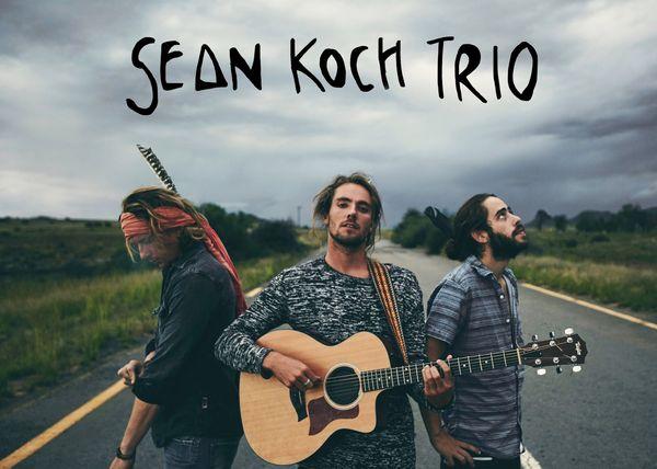 Sean Koch Trio - Flow | Musik | Was is hier eigentlich los?