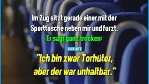Tim Wiese neulich im Zug ... | Lustiges | Was is hier eigentlich los? | wihel.de