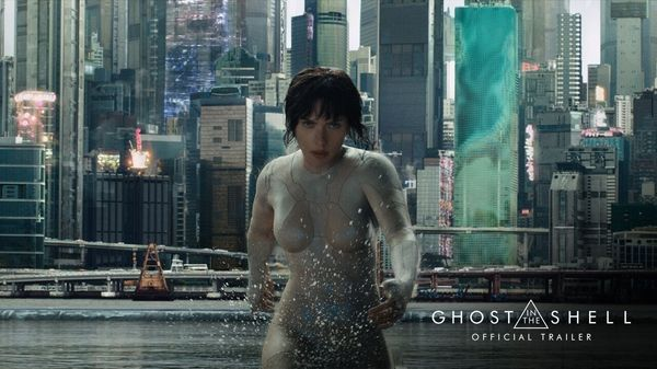Trailer: Ghost In The Shell | Kino/TV | Was is hier eigentlich los?
