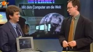 Was ist das Internet? Das ZDF klärte damals auf | Zeitgeschichte | Was is hier eigentlich los? | wihel.de