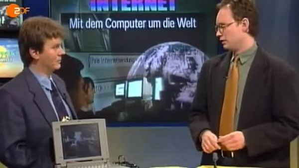 Was ist das Internet? Das ZDF klärte damals auf | Zeitgeschichte | Was is hier eigentlich los?
