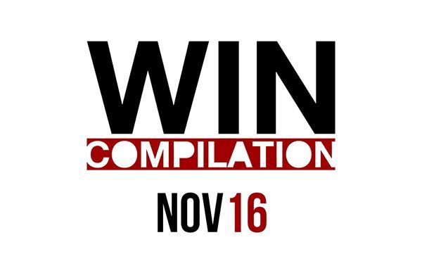 Win-Compilation im November 2016 | Win-Compilation | Was is hier eigentlich los?