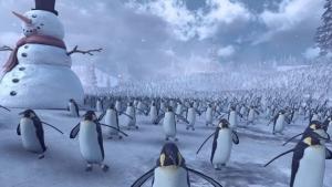 11.000 Pinguine und 4.000 Weihnachtsmänner verkloppen sich | WTF | Was is hier eigentlich los? | wihel.de