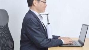 Braucht jeder: eine Kopfstütze für den Schreibtisch | Gadgets | Was is hier eigentlich los? | wihel.de