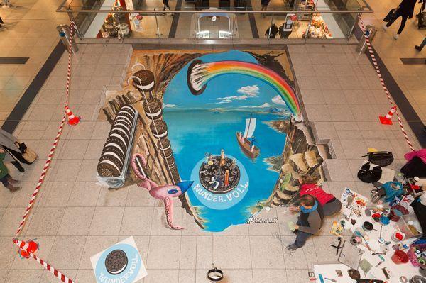 Die Welt steckt #VollWunder - Coole Street Art dank OREO | sponsored Posts | Was is hier eigentlich los?