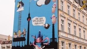 Die Welt steckt #VollWunder - Coole Street Art dank OREO | sponsored Posts | Was is hier eigentlich los? | wihel.de