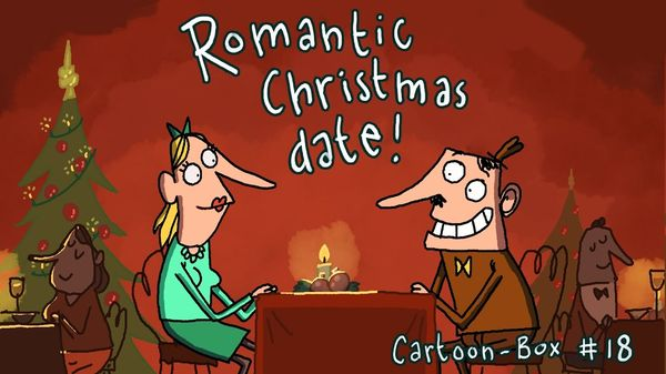 Ein romatisches Weihnachtsdate (ohne Happy End) | Lustiges | Was is hier eigentlich los?
