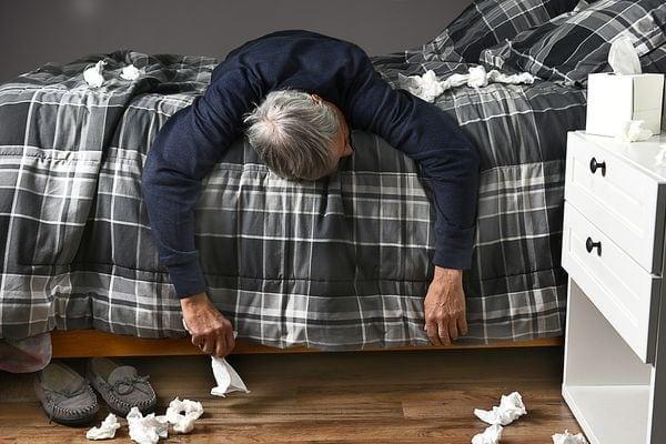 Gedanken-Tüdelüt (37): Männergrippe | Kolumne | Was is hier eigentlich los?