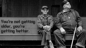 Gedanken-Tüdelüt (38): Über das Älterwerden