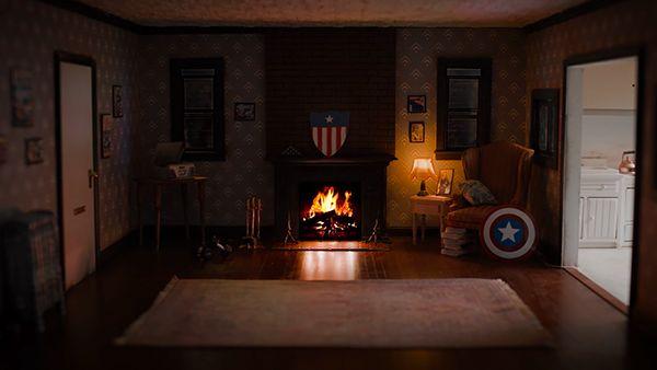 Heldenhafte Entspannung: 1 Stunde Kaminfeuerentspannung bei Iron Man und Co. | Nerd-Kram | Was is hier eigentlich los?