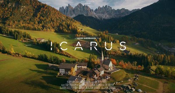 Icarus by Vadim Sherbakov | Travel | Was is hier eigentlich los?