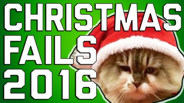 The Ultimate Christmas Fails Compilation | Lustiges | Was is hier eigentlich los?