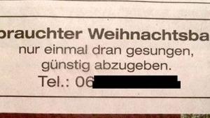 Top Angebot nach Weihnachten | Lustiges | Was is hier eigentlich los? | wihel.de