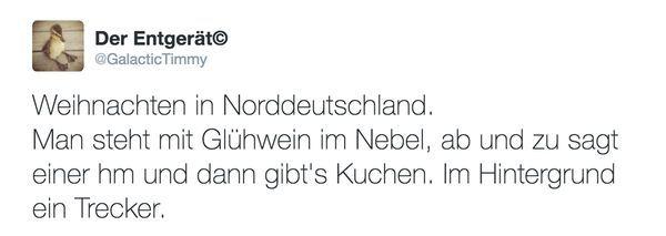 Weihnachten in Norddeutschland | Lustiges | Was is hier eigentlich los?