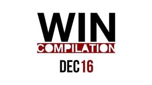 Win-Compilation im Dezember 2016
