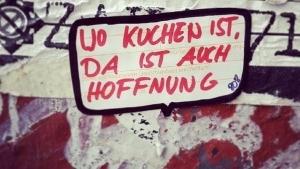 Wo Kuchen ist, da ist auch Hoffnung | Lustiges | Was is hier eigentlich los? | wihel.de