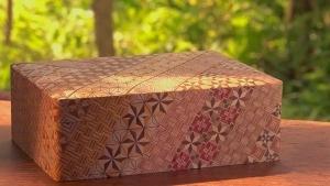 Yosegi Zaiku - Holzpapier aus Japan | Handwerk | Was is hier eigentlich los? | wihel.de