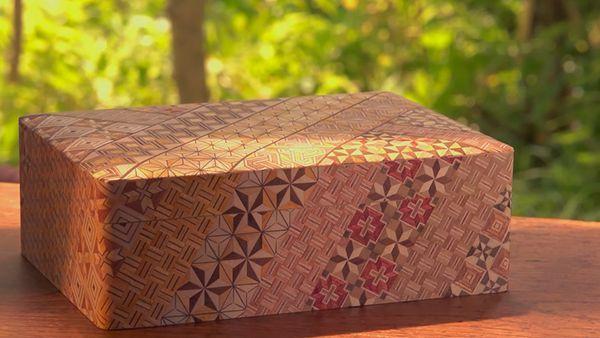 Yosegi Zaiku - Holzpapier aus Japan | Handwerk | Was is hier eigentlich los?